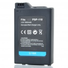 "Designer's Replacement PSP-110 3.6V ""1800mAh"" Battery for Sony PSP-1000/PSP-1000K/PSP2000/PSP3000"