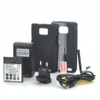 Screen Protectors/Back Cases/USB Cable/Battery/Charger/Stylus Set for Samsung i9100