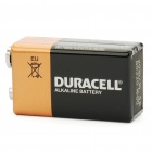 Duracell 9V MN1604 6LR61 Alkaline Battery - Gold + Black