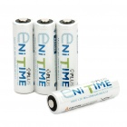 Rechargeable AA 2500mAh NI-MH Battery (4 Piece Pack)