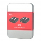 FiiO D5 USB Digital Audio Decoder w/ Headphone Amp/Dual Microphone Inputs