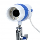 Portable USB 2.0 200X 2MP Digital Microscope w/ 2-Mode 8-LED Illumination - Random Color