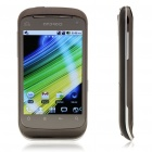 "B1000 Android 2.2 3.5"" Touch Screen Dual SIM Dual Network Standby Quadband w/ WiFi + TV - Black"