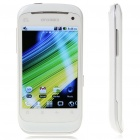 "B1000 Android 2.2 3.5"" Touch Screen Dual SIM Dual Network Standby Quadband w/ WiFi + TV - White"
