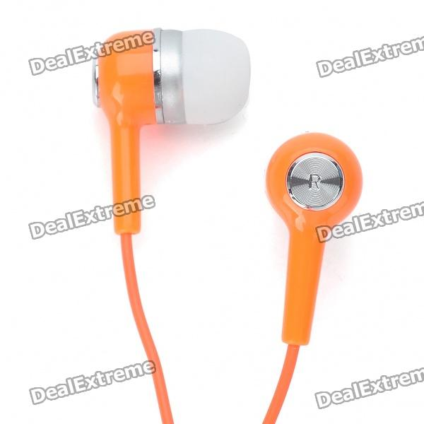 Trendy Stereo Earphone EH-188 - Orange