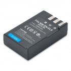 """1200mAh"" EN-EL9 Battery for Nikon D5000 D3000 D40 D40X D60 - Black"
