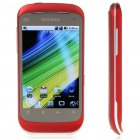 "B1000 Android 2.2 3.5"" Touch Screen Dual SIM Dual Network Standby Quadband w/ WiFi + TV - Red"