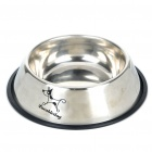 Edelstahl Pet Food Water Bowl (500 ml)