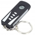 Anti-Static/Static Removal Prevent Shock Keychain with Car Logo - Toyota