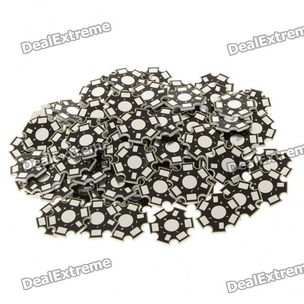 Hexangular PCB Boards for 1W/3W/5W LED Emitter (100-Piece) от DX.com INT