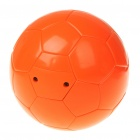 Electric Pet Training Food Feeder Ball for Dogs - Orange (2 x AAA)