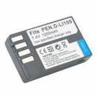 "Replacement D-LI109 7.4V ""1200mAh"" Battery Pack for Pentax K-R"