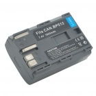 "Replacement BP-512 7.4V ""1800mAh"" Battery Pack for Canon G-1/MV-300/MVX150i/ZR50MC + More"