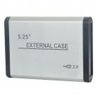 "5.25"" IDE HDD/DVD-RW USB 2.0 Enclosure (Max. 2TB)"