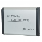 "5.25"" SATA HDD/DVD-RW USB 2.0 Enclosure (Max. 2TB)"