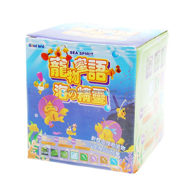 Buy My-Mini-Aquarium - Sea Monkey Raising Kit (Complete with Magic Eggs)