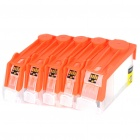 Replacement Refillable Ink Cartridges for Canon IP3300/IP4200/IP4500/IX4000/IX5000/IP3000