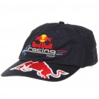 Red Bull F1 Racing Team Cap Hat - Dark Blue + Red