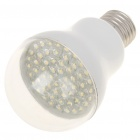 E27 3.5W 58-LED 320-350LM 3000-3500K Warm White LED Light Bulbs (85-245V)