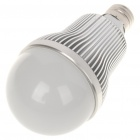 E27 9x1W 9-LED 720-780LM 6000-6500K White LED Light Bulbs (85-245V)