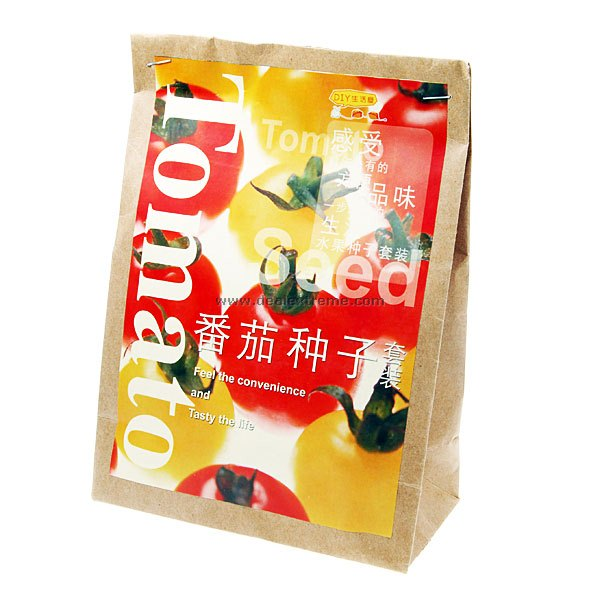 Tomato Desktop Growing Kit (Complete with Seeds)