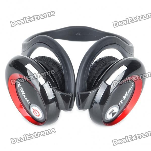 X6 Sport MP3 Player + Bluetooth Headset w/ FM/TF aj 81 wireless bluetooth v2 1 mp3 speaker w tf fm micro usb for iphone more black white