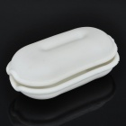 Lovely Cable Turtle Smart Wrap Organizer - White