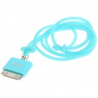 Fashionable Rock Original Light Bright Lanyard for iPhone/iPod/iTouch/Nano - Blue