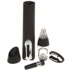 High Quality Electric Wine Opener Set - 5Pcs/Set (4 x AA Batteries)