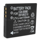 "Replacement DMW-BCE 10/S008 3.7V ""1200mAh"" Battery for Panasonic FX30/FX12"