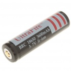 "UltraFire Rechargeable 18650 3.7V ""3600mAh"" Li-ion Batteries (Pair)"