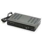 DVB-T TV027 HD Digital Terrestrial Receiver - Black + Silver