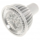 GU5.3 5W 500-Lumen 3300K Warm White Light 5-LED Cup Bulb (AC 85~265V)