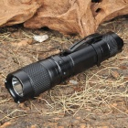 MN30 CREE XR-E Q3 2-Mode 8000k 180-Lumen White LED Flashlight w/ Clip (1 x 14500)