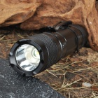 MN30 2-Mode 8000k 180-Lumen White LED Flashlight w/ Clip (1 x 14500)