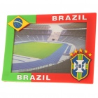 Stylish Brazil Soccer Team Photo Frame
