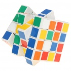 New 4*4*4 Brain Teaser Magic IQ Cube - White Base