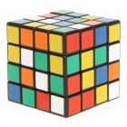 Nuevo 4 * 4 * 4 Brain Teaser Magic IQ Cube - Base Negro