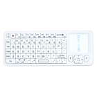 Rii Mini i6 2-in-1 2.4GHz 66-Key Wireless Keyboard + Universal IR Remote Controller