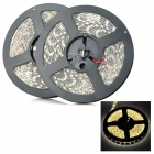 Waterproof 144W 3300K 8400-Lumen 600-5050 SMD LED Warm White Light Flexible Strip (10M-Length/DC 12)