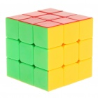 New 3x3x3 Brain Teaser Magic IQ Cube - White Base