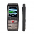 "Vertu 2.0"" LCD Screen Dual SIM Dual Network Standby Quad-band Cellphone - Black"