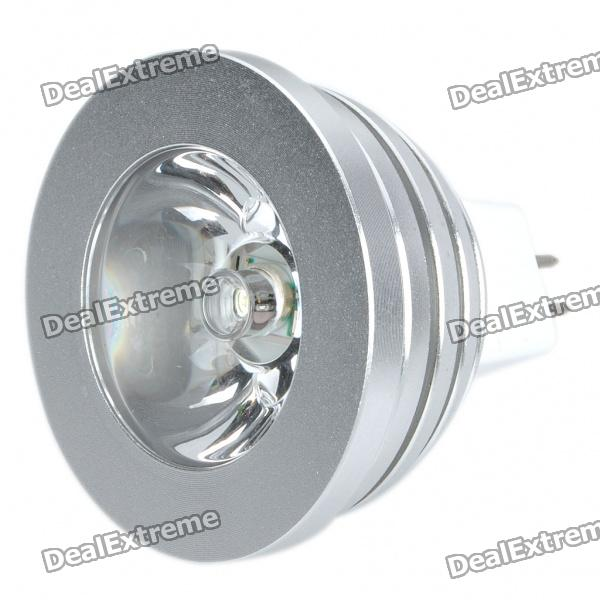 MR16 CREE-Q5 3W 1-LED 160Lumen 6000-7000K White Light Bulbs (12V) от DX.com INT