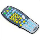 Slim Universal Tv Remote Controller Black