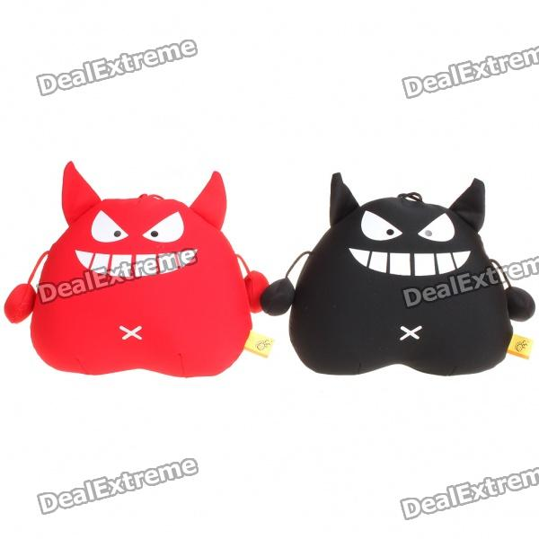 Little Demon Figure Doll Toy - Red/Black (Pair/Set) от DX.com INT