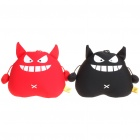 Little Demon Figure Doll Toy - Red/Black (Pair/Set)