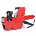 MX-5500 Price Labeller Tag Marker Gun - Red + Black