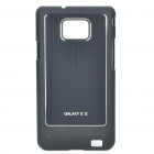 Fashion Protective Back Case for Samsung Galaxy S2 i9100 - Black