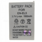 Replacement 3.7V 1400mAh Battery Pack for Nikon 3700/4200/5200/5900/7900 (Actual 1000mAh)