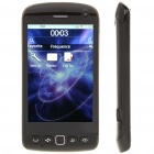 "DH9860 3.8"" Dual SIM Dual Network Standby Quadband Touch Phone w/WiFi + TV - Black"